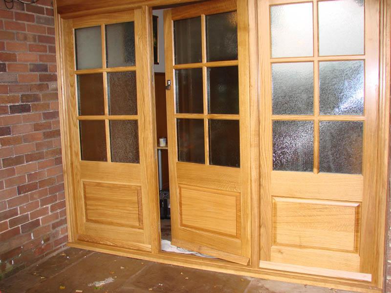 Wooden Front Doors, Upton