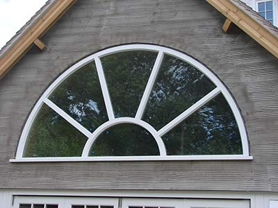 Arched and Round Windows
